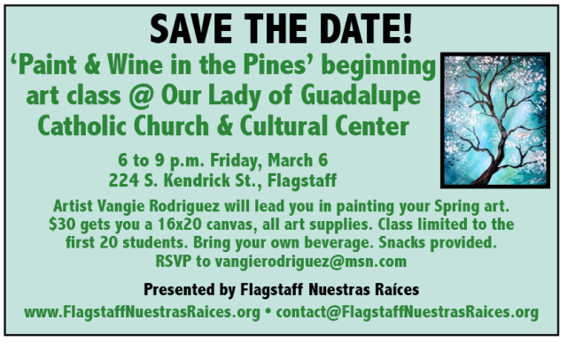 03-06-15 SAVE THE DATE OLF PAINT IN THE PINES