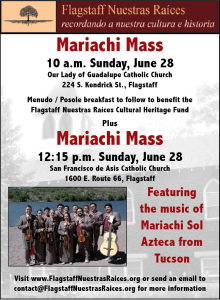 2015 Mariachi Mass Mini Flyer