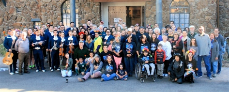 10-22-17 Celebraciones Day Two Group Photo