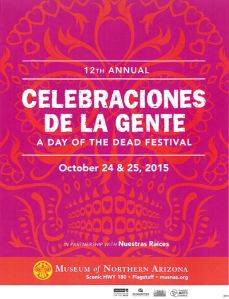 Oct. 24-25 — Celebraciones de la Gente