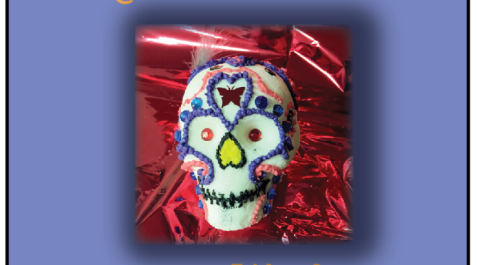 Flagstaff Nuestras Raíces presents annual Sugar Skull Workshop at Banderas Craft Tacos in downtown Flagstaff on Oct. 4, 2019